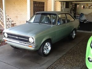 1977 Ford Escort Sedan Redcliffe Redcliffe Area Preview