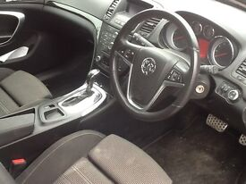 VAUXHALL INSIGNIA 11PLEAT FOR SALE
