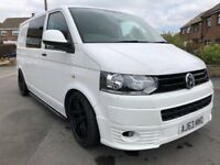 SEATER VAN WITH DRIVER VW T5 8 SEATER PASSENGER AIRPORT TRASNFERS, SKEGNESS, ETC!