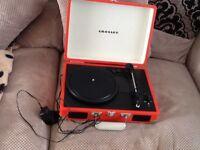 Vinyl player records
