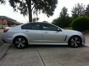 Holden 2014 sv6 storm urgent selling Vermont Whitehorse Area Preview