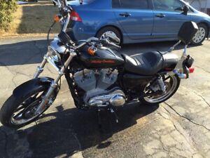 2014 Harley-Davidson  XL883L SuperLow Sportster