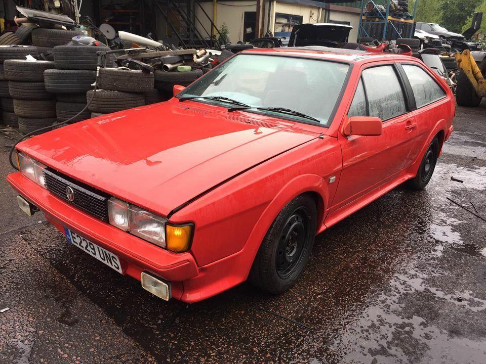 1987-VW-SCIROCCO-MK2-16-GTX-RARE-RETRO-BARN-FIND-OWNED-16-YRS-PROJECT-CAR