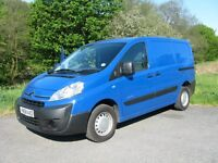 2008 Citroen Dispatch 1.6 L1H1 Blue Low Mileage FSH £5495
