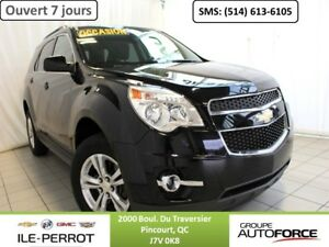 2012 CHEVROLET Equinox AWD LT, BLUETOOTH, CAMERA, MAGS