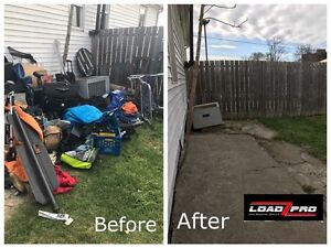 LoadPro Junk Removal Services
