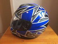 BOX Full Face Motorbike Helmet - REDUCED FOR QUICK SALE