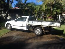 Ford Falcon Cab Chassis 5 Speed Manual.Supercab. Sandy Beach Coffs Harbour Area Preview