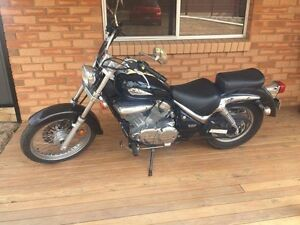 Suzuki Intruder Cruiser Capalaba Brisbane South East Preview