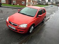 Corsa C 1.2 Twin Port 2006 Spare or Repair Mot till: 26 January 2017