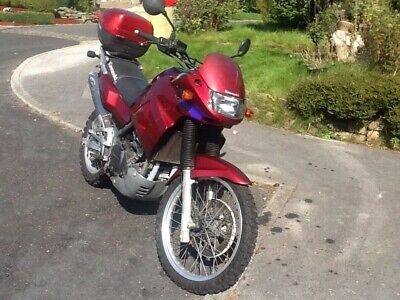 Kawasaki KLE500, 1993    23750miles, good solid bike, 12 months MOT. No Reserve.