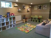 Drop in Spaces, Casual Child Care Available For June & July