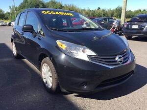 2014 Nissan Versa Note SV/BLUETOOTH/CRUISE CONTROL/COMMANDE AU V