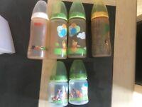 Nuk baby bottles