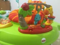 Fisher Price Roarin 'Rainforest Jumperoo