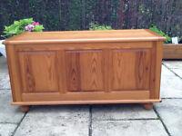 Large Pine Storage Box