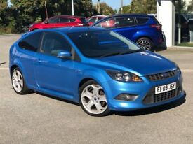 "JULY 2009 FORD FOCUS 2.0 TDCI ZETEC S 140 18"" ALLOYS PRIVACY BODYKIT REAR PDC MOT JAN FINANCE AVAIL"