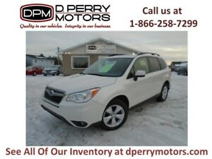 2015 Subaru Forester AWD | Heated seats | Bluetooth | Panoramic