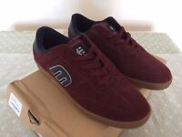 BRAND NEW Etnies Lo-Cut shoes. Mens size UK 11. Skate, BMX, Gym, trainers.