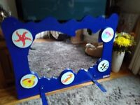 commerical nursery mirror/white board