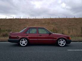 Ford Orion rs2000 conversion. Px swap