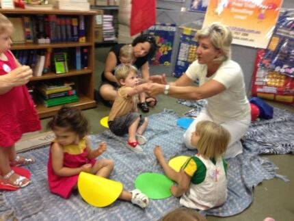 initiation to SPANISH for littlies (2-5 yrs)