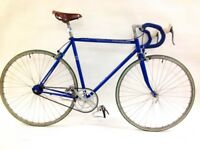 Peugeot Classic single speed road bike Brooks edition Fully serviced