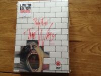 PINK FLOYD: THE WALL MOVIE, LIMITED EDITION,INCLUDES ORIGINAL FILM POSTER.