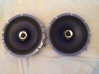 Sony door speakers
