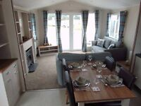 Luxury Lodge, 12 month park. Family Run. Costal quiet retreat.