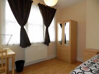 Two Large Single Rooms in International Shared House, All bills included, Zone 2