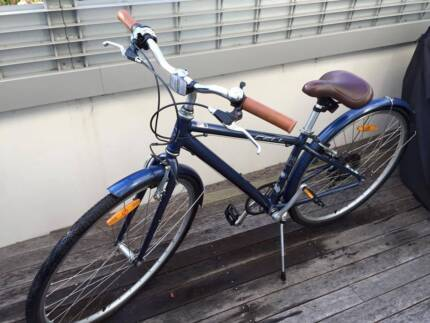 Cell City Slicker 7 speed bike for sale Petersham Marrickville Area Preview