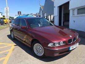 BMW 523i SE, Manual, Alloy Wheels, Aircon, Cruise Control, Stunning Car