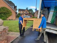 Man and Van , Removals , assembly and disassembly furniture
