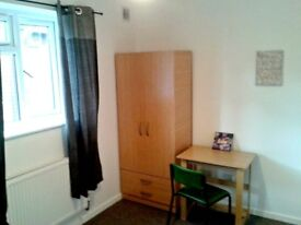 A good size single room in Luton to rent
