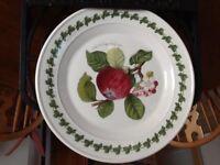 Set of 6 Portmeirion Pomona Dinner Plates