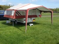 Pennine Fiesta. 4 berth Trailer Tent