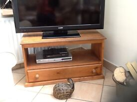 Pine television stand/table