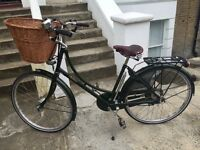 Pashley Princess Sovereign in racing green - amazing bike in great condition