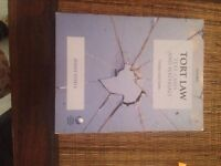 Tort Law by Jenny Steele