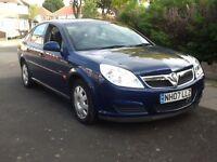 2007 Vauxhall vectra life long mot BARGAIN!!!!!