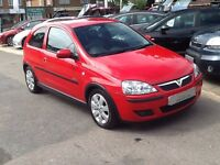 2006/06 VAUXHALL CORSA 1.2 i 16v SXi+ 3DOOR 2 OWNERS,SERVICE HISTORY LOOKS AND DRIVES WELL