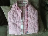 Joules gillet / body warmer 8 years