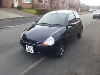 53 plate 1.3 petrol manual ford ka with mot till june only done 99000 miles NO OFFERS