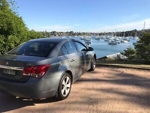 Holden Cruze CDX Manual Lane Cove North Lane Cove Area Preview