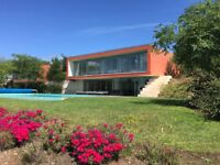 Portugal - 4 bed villa with private heated pool on championship golf course and private beach
