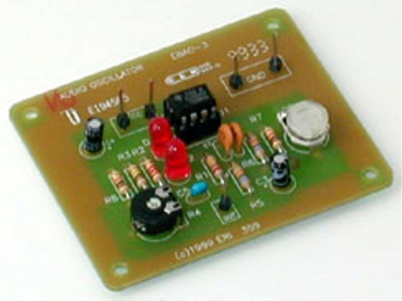 RAINBOWKITS EBAO-3 WIEN-BRIDGE AUDIO SINE-WAVE OSCILLATOR KIT
