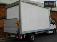 A2B Leicester Removals Service for House/Flats and Cheap Single Items delivery with Man and Van Hire