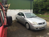 2002-2005 vauxhall vectras breaking petrol and diesel