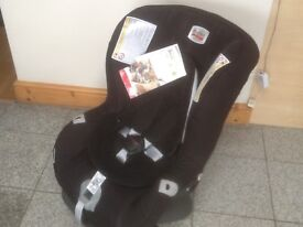 Britax First Class Plus group 0+1 car seat for newborn upto 4yrs(upto 18kg)washed and cleaned-£45